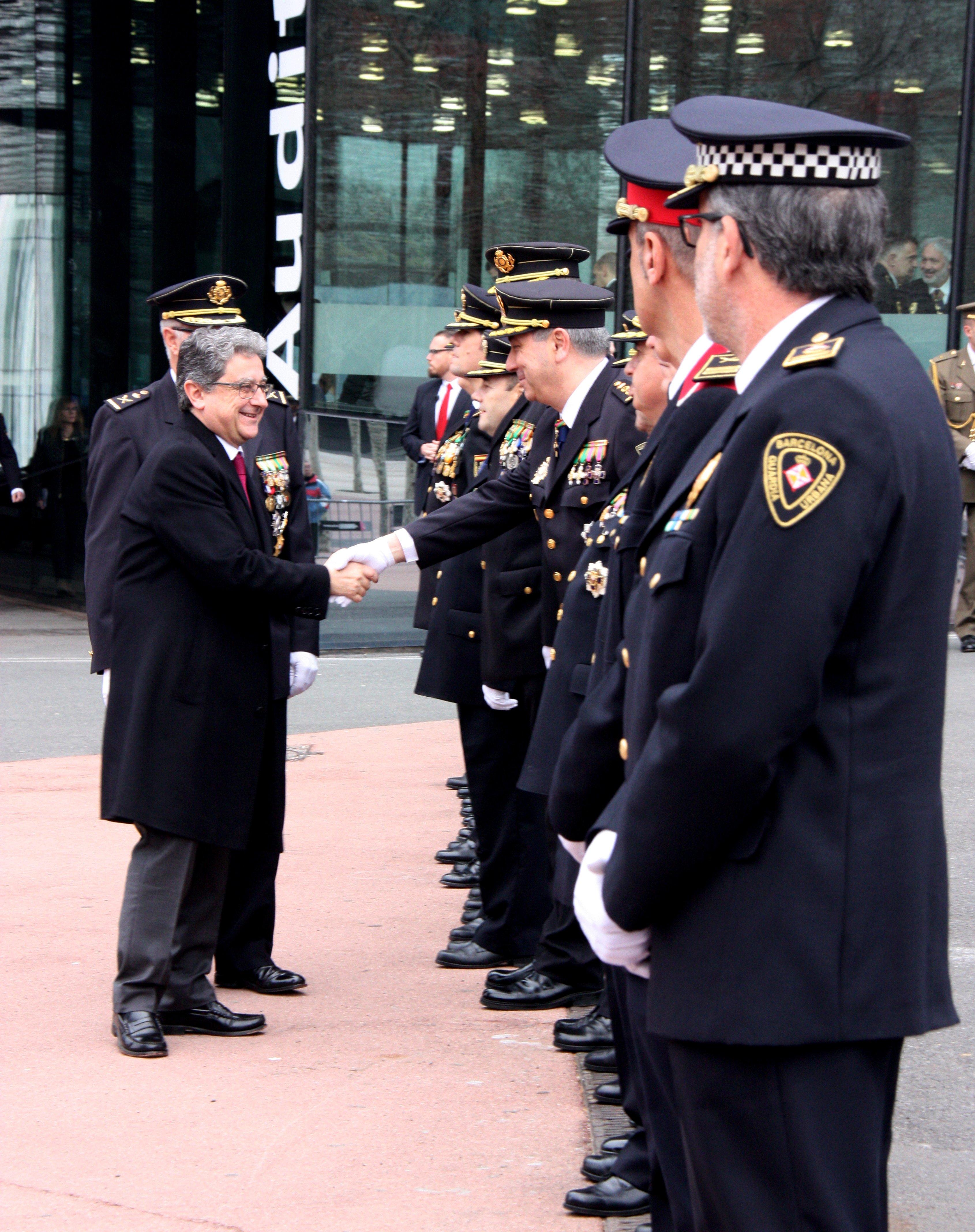 Enric Millo Policia - ACN