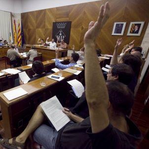 Ajuntament resolució 9N