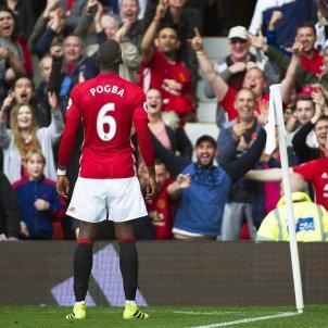 Pogba Old Trafford Manchester United EFE