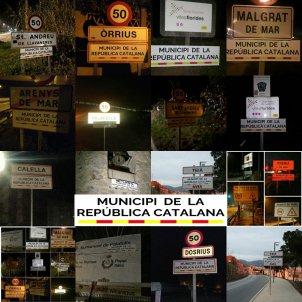Municipi de la república catalana CDR - @DjRepubliCAT