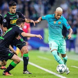 Neymar Borussia Monchengladbach EFE