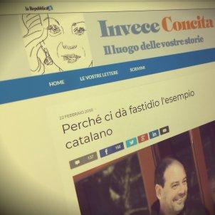 Concita de Gregorio La Repubblica 20180222