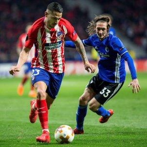 Vitolo Atlètic de Madrid Copenhaguen   EFE
