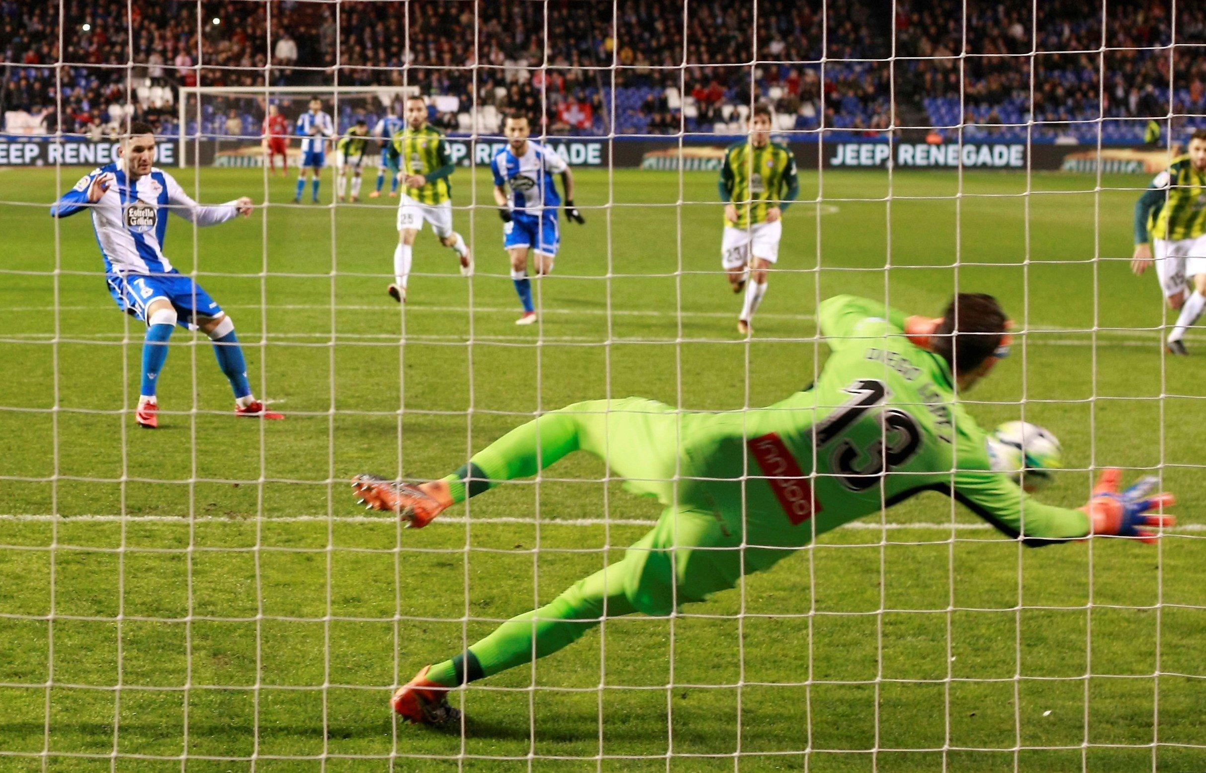 Diego Lopez Espanyol Deportivo EFE