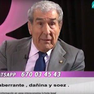 Fernando Suárez captura pantalla Intereconomia