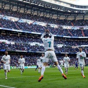 Cristiano Ronaldo Madrid Alabès EFE