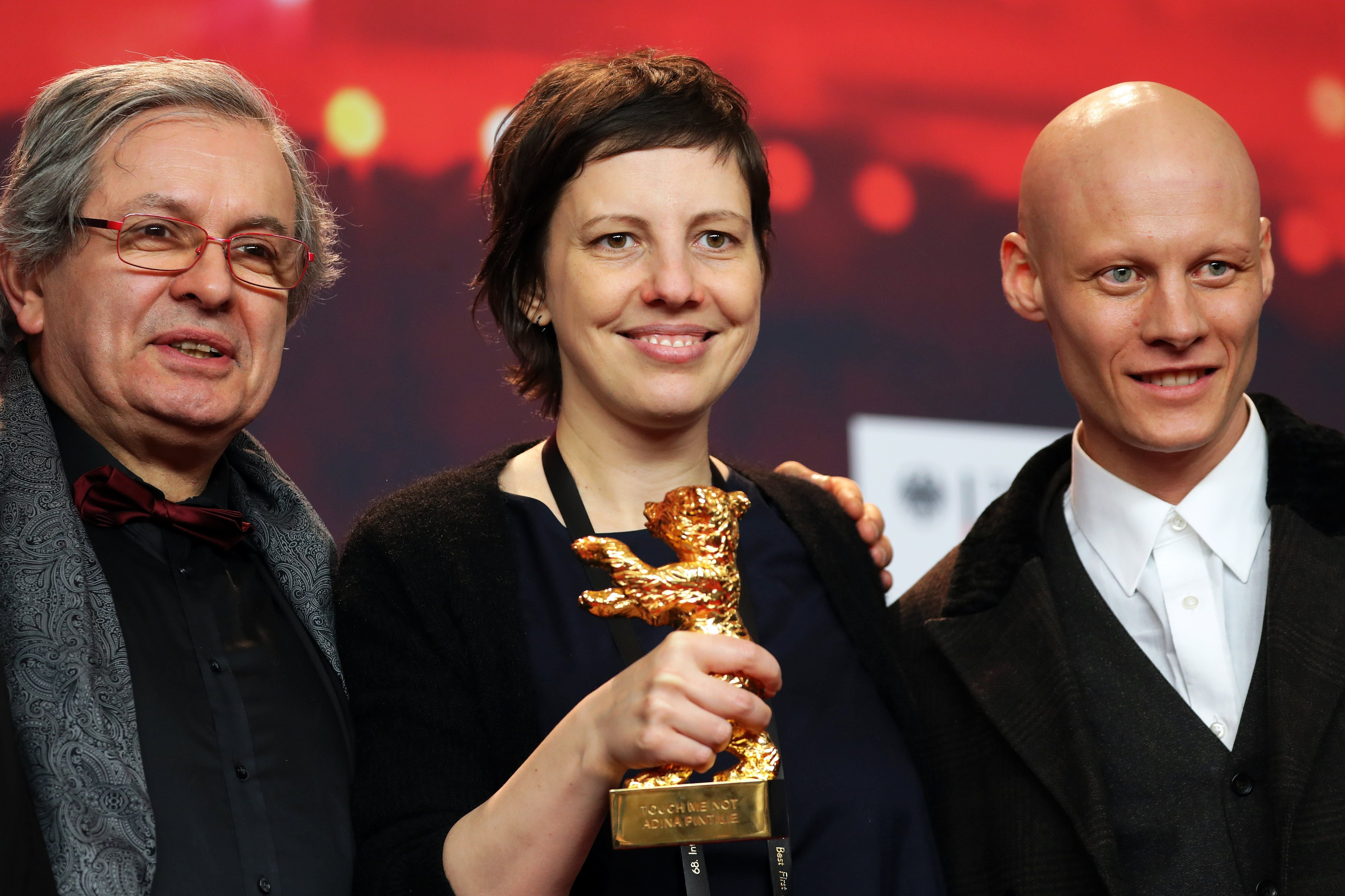 touch me not berlinale Adina Pintilie efe