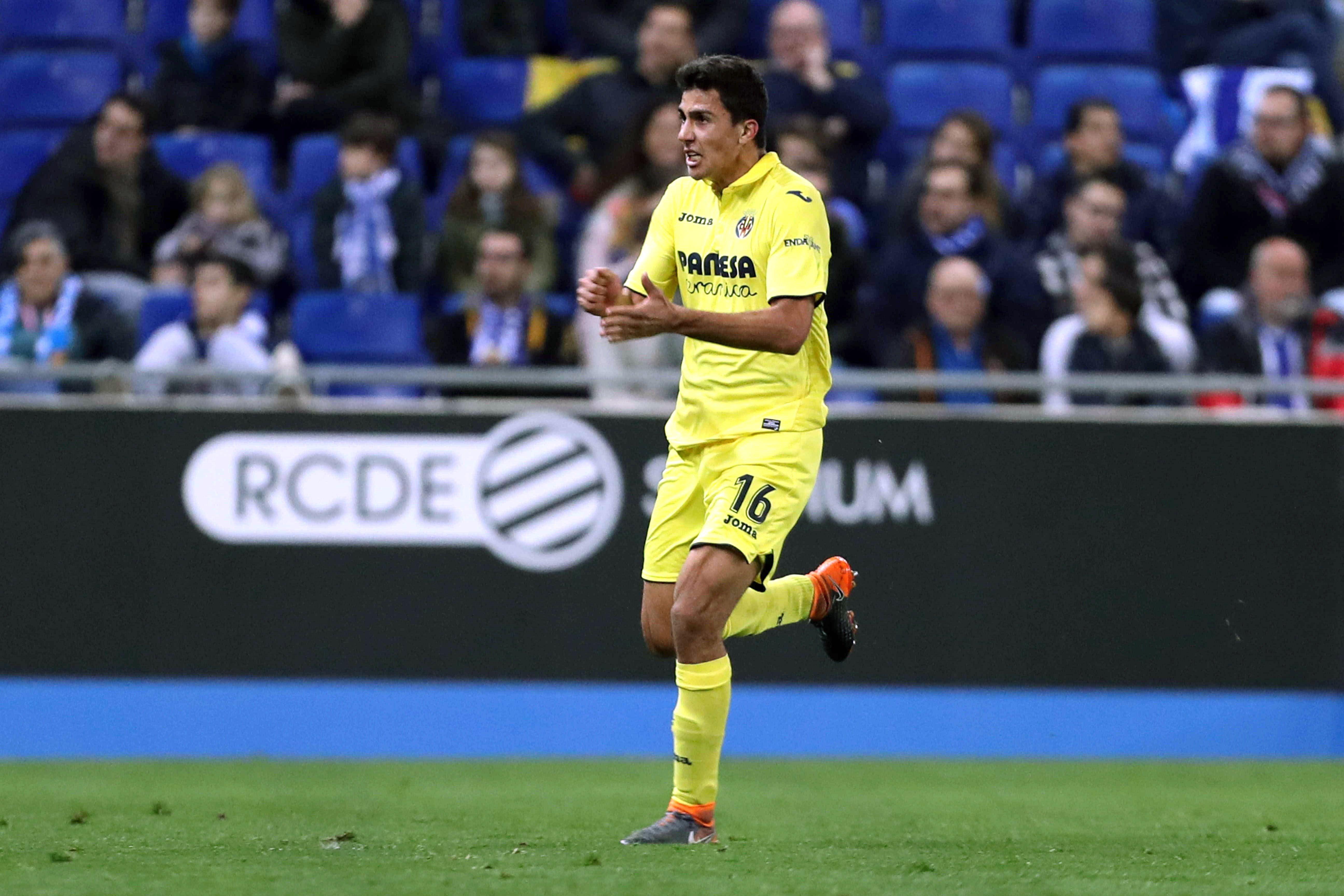 Rodrigo Espanyol Vila real EFE