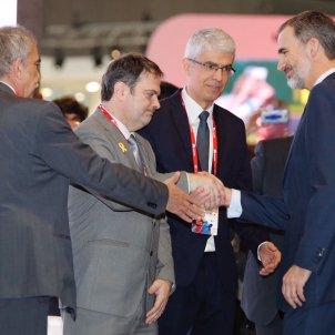 Rei i el conseller delegat d'acció / Sergi Alcàzar