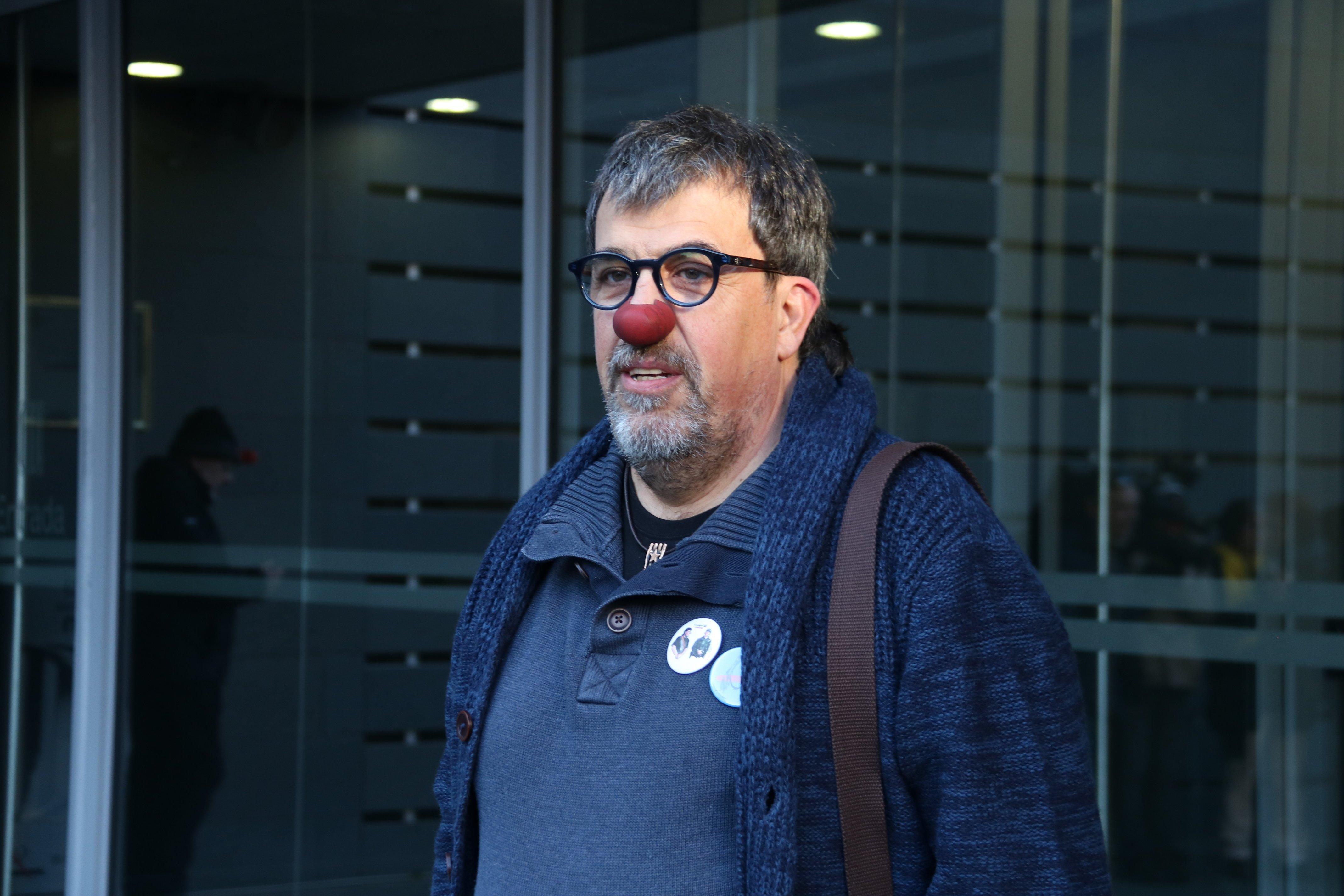 El regidor d'ERC a Sant Joan de Vilatorrada, Jordi Pesarrodona / ACN