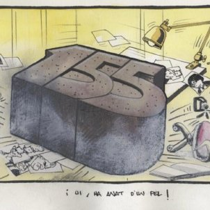Miquel Ferreres últim dibuix elperiódico