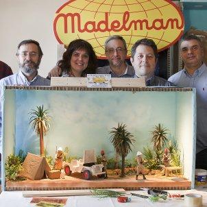 Madelman 50 anys Miquel Pérez