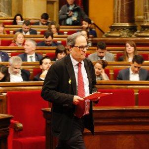 Torra Parlament JxCAT 01 03 18 Sergi Alcazar