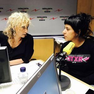 anna gabriel monica terribas foto catalunya radio