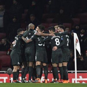 celebració gol manchester city arsenal emirates stadium   EFE