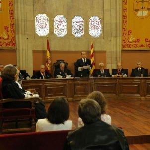 obertura any judicial