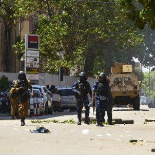Burkina Faso Efe