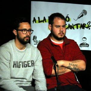 rapers condemnats presó ACN