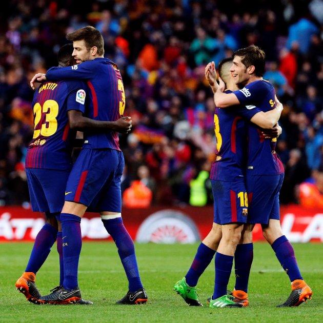 Barça Atletic Madrid   EFE