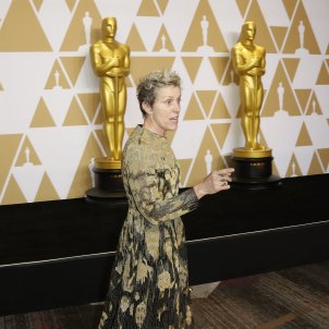 Frances McDormand EFE