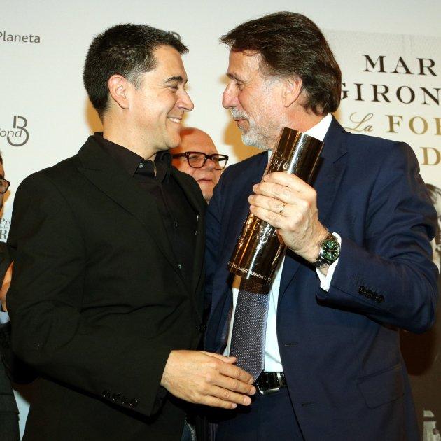 Martí Gironell premi Ramon Llull ACN