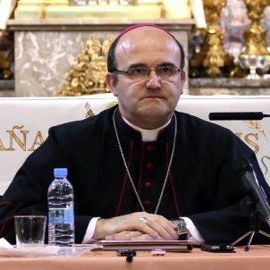bisbe san sebastian munilla - Ángel Cantero