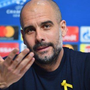 Pep Guardiola Manchester City Futbol Basilea   EFE