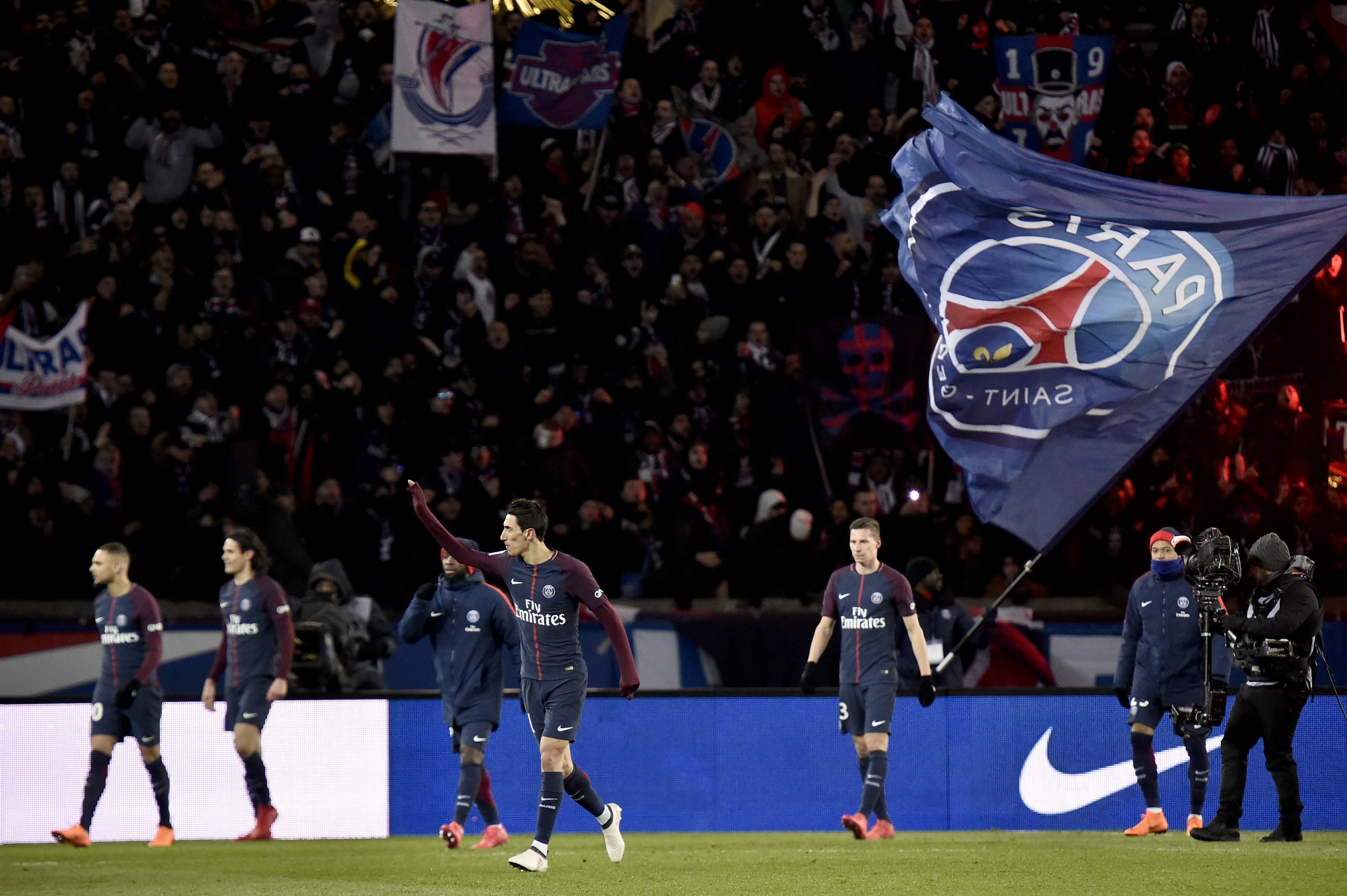 PSG gol celebració   EFE