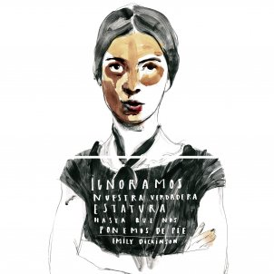 ilustracio feminisme vaga 8-m - paula bonet