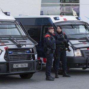 Mossos terrorisme mwc Sergi Alcazar