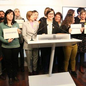 Dones ERC Parlament vaga 8-M - ACN