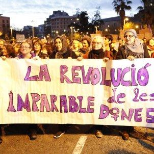 Manifestació dia dones / ACN