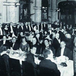 PEN Català - Sopar Londres 1923