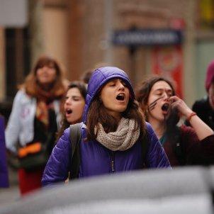 vaga feminista 8m escola industrial sergi alcazar (3)