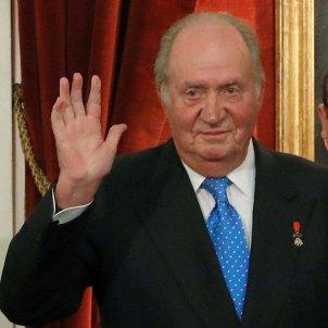 Joan Carles I nova  EFE