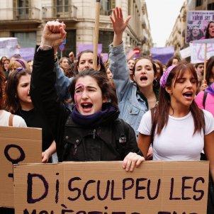 vaga feminista sant jaume 8m sergi alcazar (10)