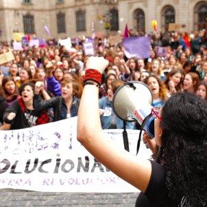 vaga feminista sant jaume 8m sergi alcazar (12)