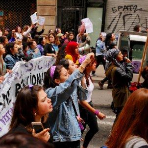 vaga feminista sant jaume 8m sergi alcazar (14)