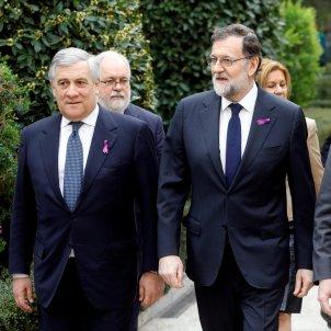 Tajani Rajoy - EFE