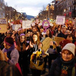 Manifestació dones - Sergi Alcàzar