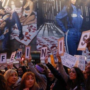 Manifestació feminista - Sergi Alcàzar