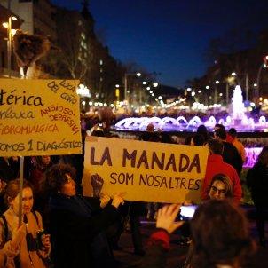 Manifestacio feminista - Sergi Alcàzar