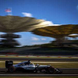 Lewis Hamilton GP Malàisia Fótmula 1 Efe