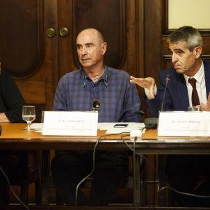 Parlament Proces constituent Llach Serra - Sergi Alcazar