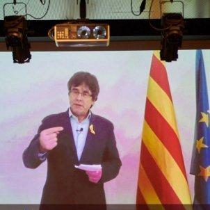 Carles Puigdemont, Vilafranca