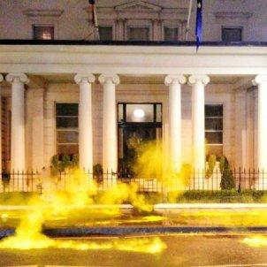 cdr londres ambaixada espanyola