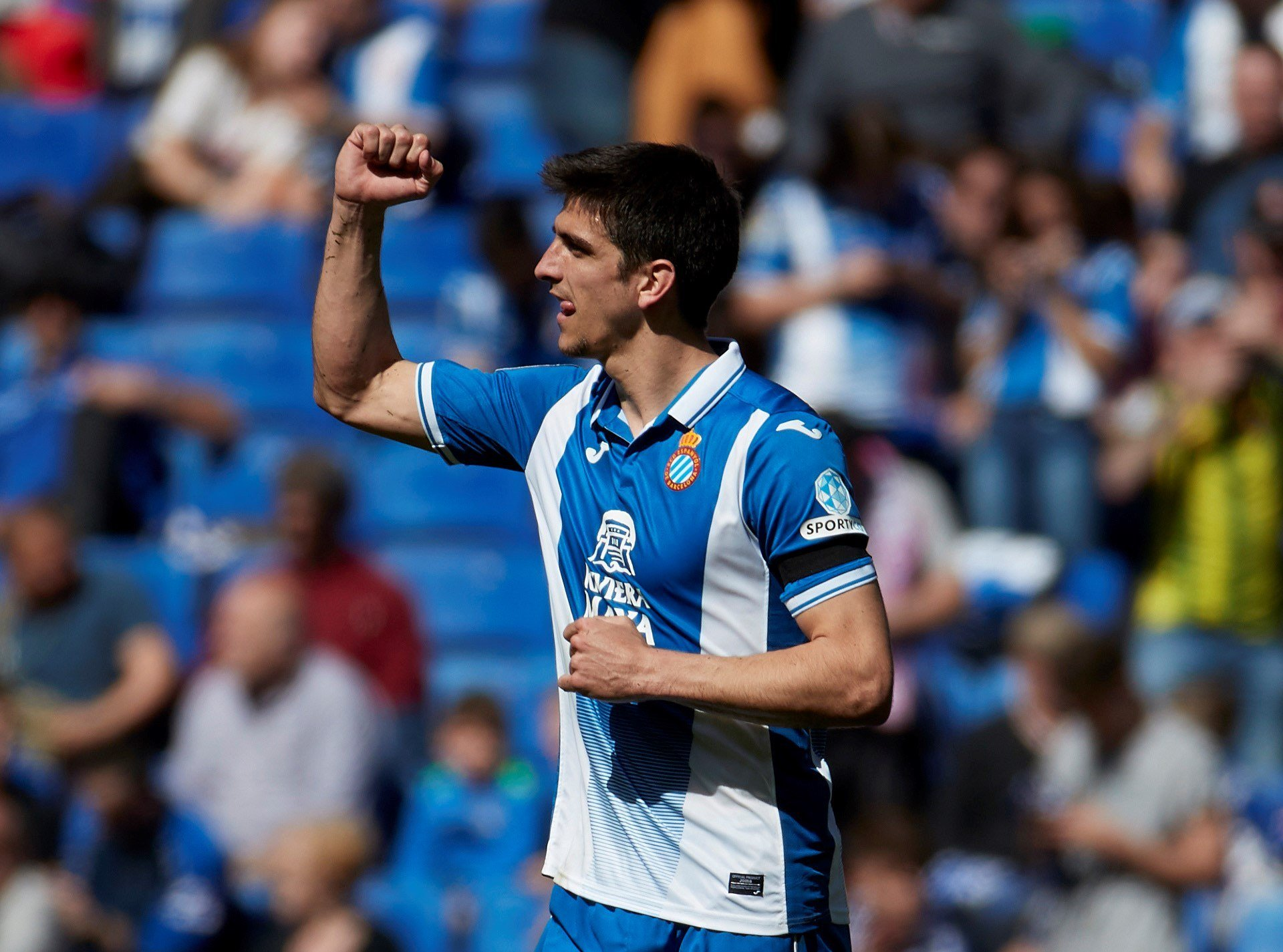 Gerard Moreno Espanyol Reial Societat Efe