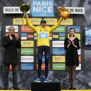 Marc Soler París Niça ciclisme Efe