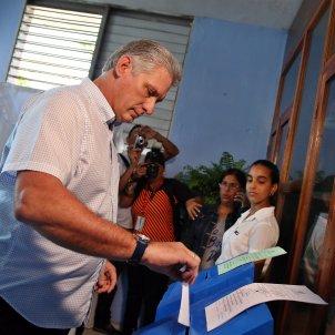 Cuba eleccions efe