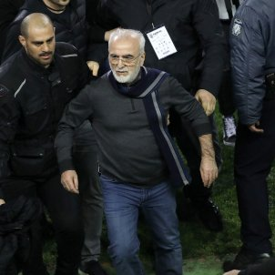 Ivan Savvidis Futbol Grècia Efe